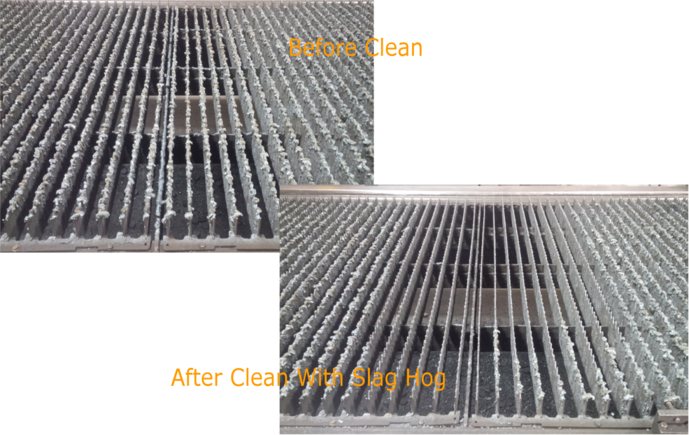 Slat Cleaning